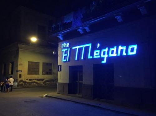 Cine-El-Megano