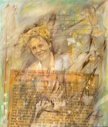 Amelia Earhart 2014