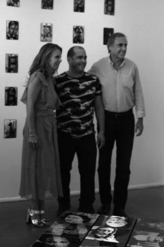 con Jennifer Perry y Andy spahn