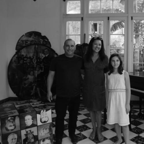 kadir , Vanesa williams and Mya Lopez